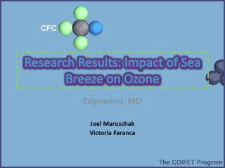 Research Results: Impact of Sea Breeze on Ozone