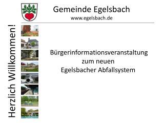 Gemeinde Egelsbach egelsbach.de