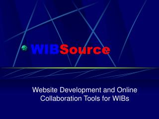 WIB Source