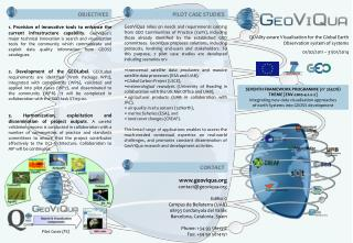 QUAlity aware VIsualisation for the Global Earth Observation system of systems