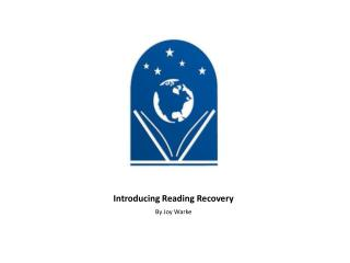 Introducing Reading Recovery