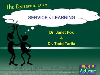 SERVICE  &  LEARNING