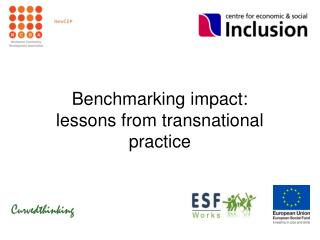 Benchmarking impact: lessons from transnational practice