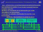 TEMA I   INTRODUCCION A LOS SISTEMAS BASADOS EN MICROCONTROLADORES