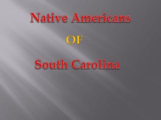 Woodland Native Americans