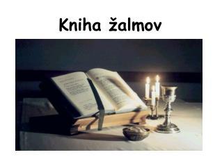 Kniha žalmov