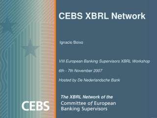 The XBRL Network of the