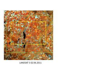 LANDSAT 5 02.06.2011
