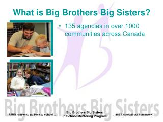 What is Big Brothers Big Sisters?