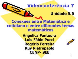 Videoconferência 7