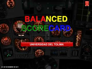 BALA NCED  SCORE CARD