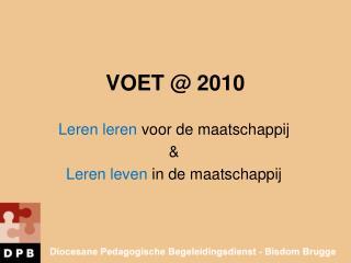 VOET @ 2010