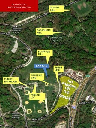 Philadelphia CYO Belmont Plateau Overview