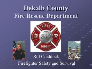 Dekalb County Fire Rescue Department
