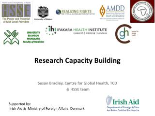 Research Capacity Building
