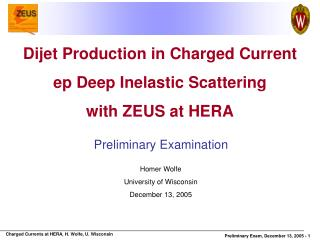 Dijet Production in Charged Current  ep Deep Inelastic Scattering with ZEUS at HERA