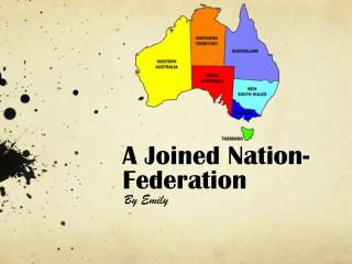 A Joined Nation-Federation