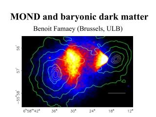 MOND and baryonic dark matter