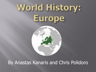 World History: Europe