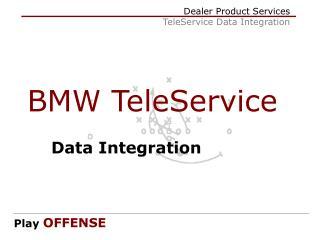 BMW TeleService