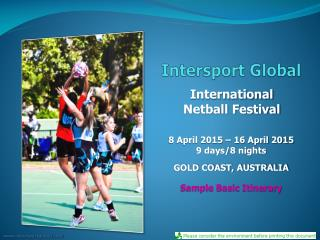 Intersport Global