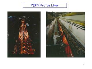 CERN Proton Linac