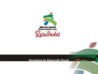 Secretar�a de Desarrollo Social