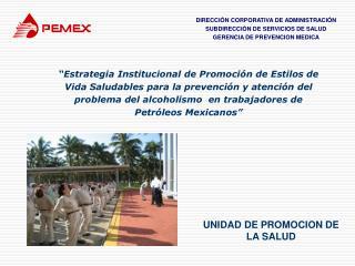 DIRECCI�N CORPORATIVA DE ADMINISTRACI�N SUBDIRECCI�N DE SERVICIOS DE SALUD