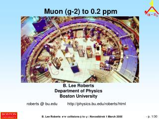 Muon (g-2) to 0.2 ppm