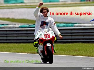 In onore di supersic