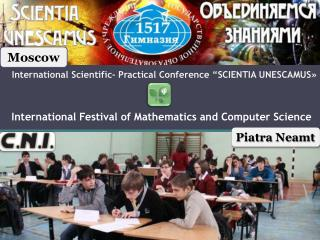 International Festival of Mathematics and Computer Science