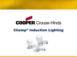 Champ  Induction Lighting