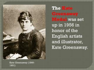 Kate Greenaway (1846-1901)