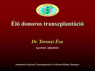 Élő donoros  transzplantáció