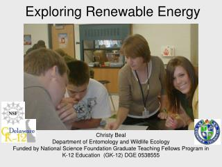 Exploring Renewable Energy