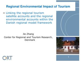 Regional Environmental Impact of Tourism
