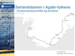 Lars Rugtvedt Planlegger, Jernbaneverket