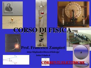 CORSO DI FISICA