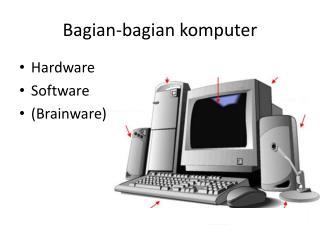 Bagian-bagian komputer