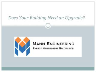 Does Your Building Need an Upgrade?
