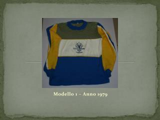 Modello 1 – Anno 1979