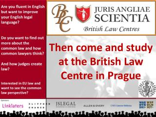 Are you fluent in English but want to improve  your English legal language?