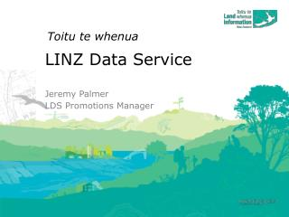 LINZ Data Service