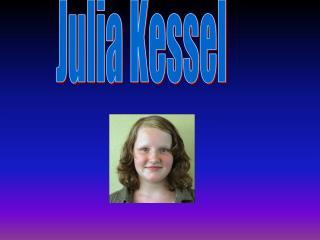 Julia Kessel