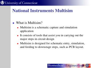 National Instruments Multisim