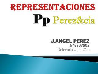 RepresentacioneS Pp Perez&cia