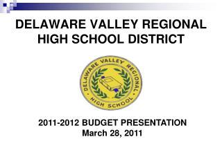 DELAWARE VALLEY REGIONAL HIGH SCHOOL  DISTRICT