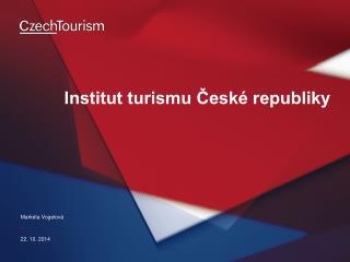 Institut turismu České republiky