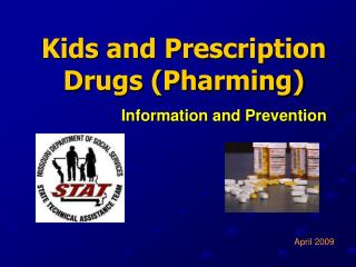 Kids and Prescription Drugs (Pharming)