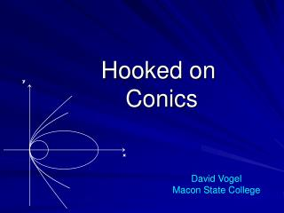 Hooked on   Conics